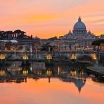 11111574-saint-peter-basilica-at-sunset3