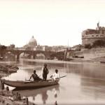 Ponte S.Angelo - 1890