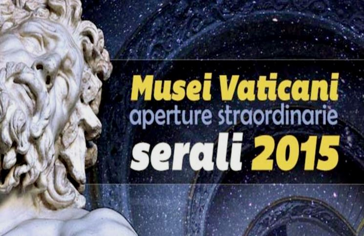 Aperture serali Musei Vaticani