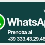 whatsapp prenota