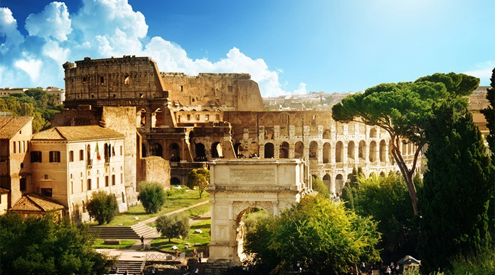 Offer August 4 nights Rome