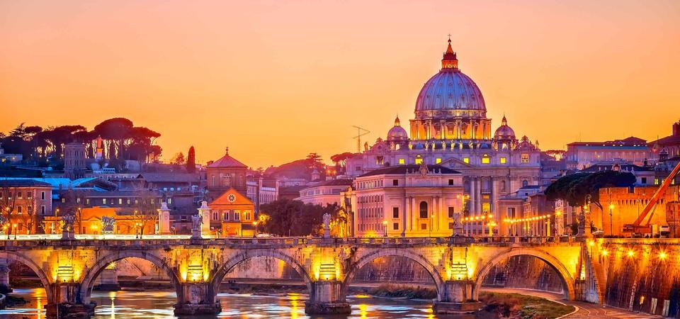 Offerta Agosto 7 notti Roma